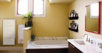 Un chauffe-eau qui ne gâche pas votre salle de bain